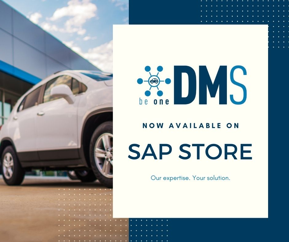 Be one solutions DMS SAP Store