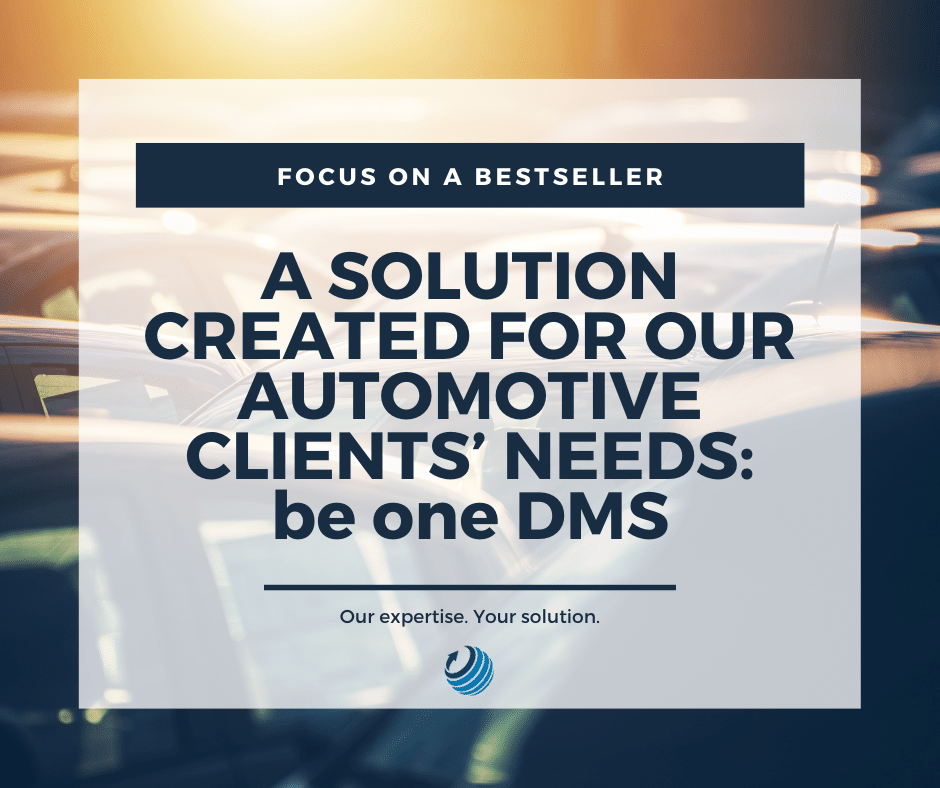 Be one solutions Be One DMS