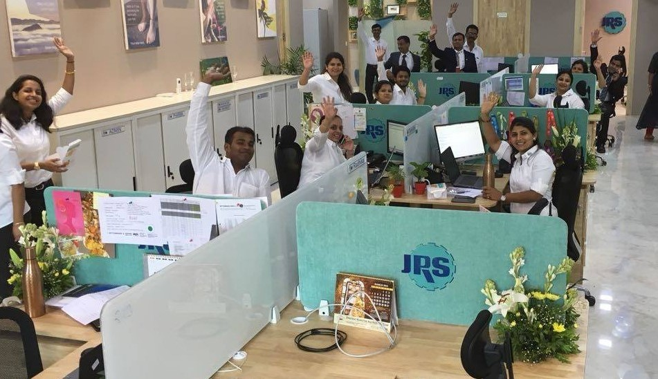 JRS case study be one solutions