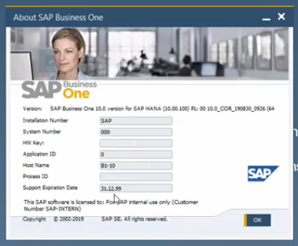 sap business one blog be one solutions