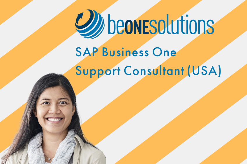 Be one solutions job sap